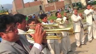 Charapita - Por un capricho Me has Abandonado - Banda Orquesta Juventud Poquian Cajatambo