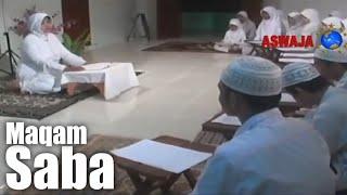 Hj. Maria Ulfah - Nagham Al Qur'an - Maqam Saba