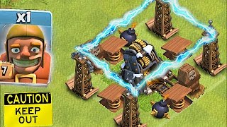 MAKE A FORCEFIELD!!😀100$ GIVEAWAY!! 😀MISTPLAY & Clash of clans