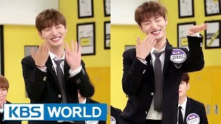 Wanna One's mother Jiseong dances to Red Velvet's 'Red Flavor'! [Happy Together / 2017.08.10]