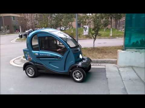 NV X1 Enclosed Mobility Scooter Newage Vehicles mynv.nz