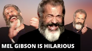 Mel Gibson on why Hollywood is like a kidney, his faith, his beard and comeback (Hacksaw Ridge)