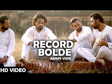 RECORD BOLDE - AMMY VIRK   JUGNI Hath Kise Na Auni   Latest Punjabi Song   Lokdhun Punjabi