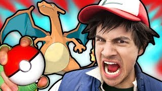 POKEMON IN REAL LIFE 5!