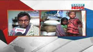 No Basic Facility From Govt, Family Lives Inside Toilet In Keonjhar
