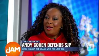 Star Jones Discusses Andy Cohen, SJP and Mean Girl Environment on SATC with Kim Cattrall