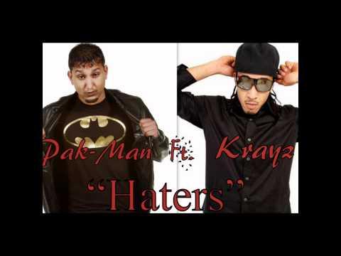 Pak-Man Ft. Krayz (Interscope Records)- Haters