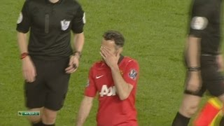 Ryan Giggs vs Hull City (H) 13-14 HD 720p LAST GIGGS