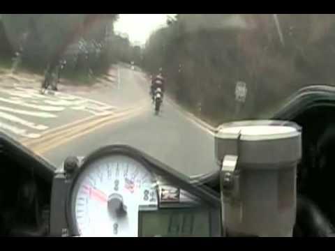 Motorbike Wheelie Fail
