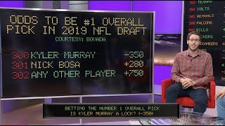 NFL Draft Betting Guide | The Line | Sports Illustrated