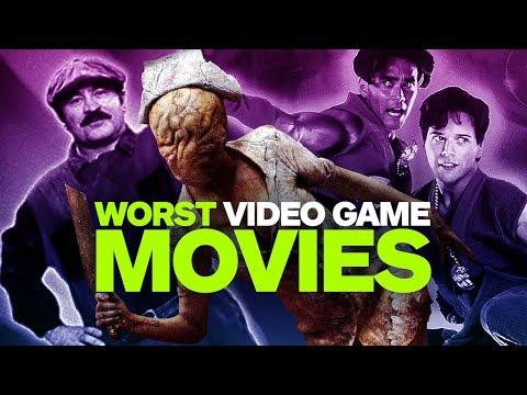 Xxx Mp4 The 12 Worst Video Game Movie Adaptations Of All Time 3gp Sex