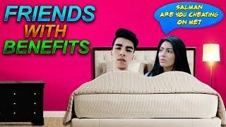 Friends With Benefits | Salman Muqtadir & Jessia Islam | TahseeNation
