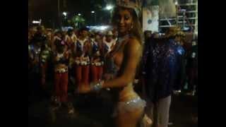 Leticia Close Rainha da Bateria Carnaval Tabapuã 2012