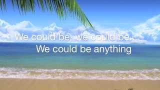 Jay Ollero-We Could Be Anything (lyric video)