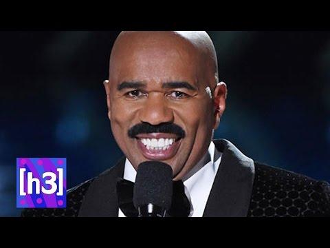 Steve Harvey Pranks Miss Universe h3h3 reaction video