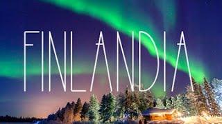 Viajando a... Finlandia!