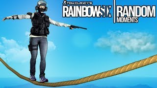 Rainbow Six Siege - Random Moments: #8 (Funny Moments Compilation)