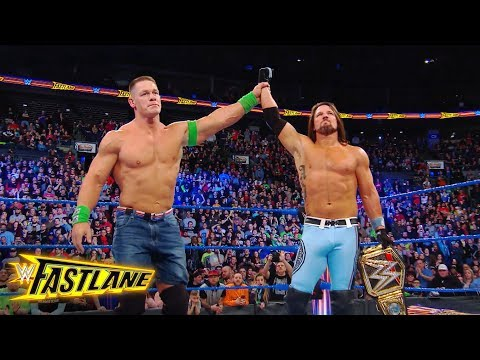 Xxx Mp4 John Cena Is Humble In His Defeat To AJ Styles Exclusive March 11 2018 3gp Sex