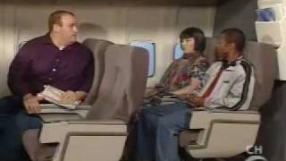 Mad Tv Ms Swan On The Airplane High Quality
