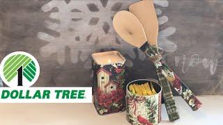 DOLLAR TREE DIY GIFT IDEAS and HOME DECOR | Upcycling Ideas