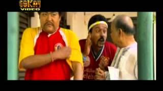 ACTOR PILOO OR PILU BHATTACHARYA   IN BENGALI FILM