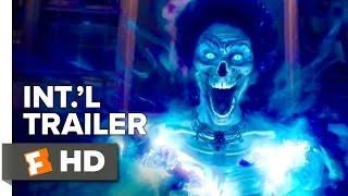 Ghostbusters International TRAILER 2 (2016) - Melissa McCarthy, Chris Hemsworth Movie HD