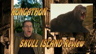 Kong: Skull Island (2017) Movie Review - Cinemassacre's Kongathon