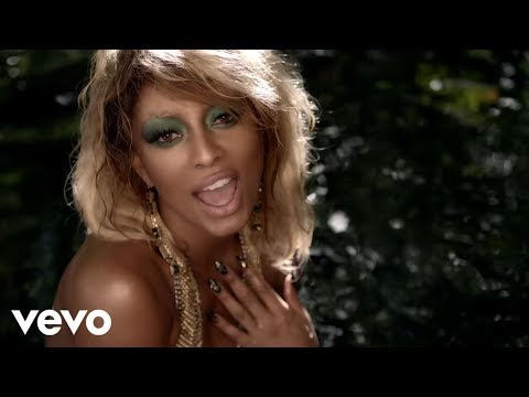 Keri Hilson ft. Nelly Lose Control Official Video