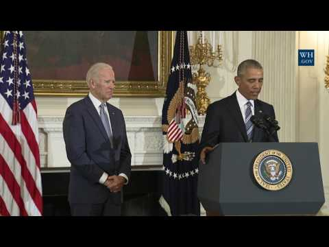 watch President Obama Awards the Presidential Medal of Freedom to Vice President Biden