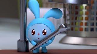 Малышарики - Колокольчик - серия 102 - обучающие мультфильмы для малышей 0-4