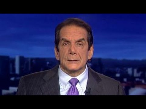 Krauthammer on Kushner debate Cabinet confirmation hurdles