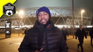 Will Liverpool bottle the league? (Ramone) | West Ham 1-1 Liverpool | Match Review