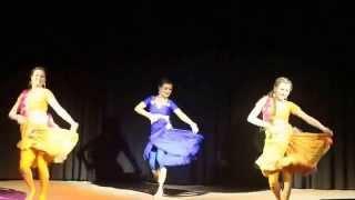 Kathak Akshaya kumar choreographed-directed-