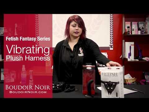 Xxx Mp4 Sex Toy Review Fetish Fantasy Series Vibrating Plush Harness By Boudoir Noir 3gp Sex