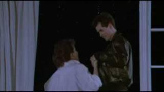 The Heavenly Kid 1985 movie Climbing Heart of Love Jamie Bond