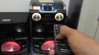 Panasonic SC-MAX8000LB 3300 W RMS