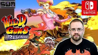 Wild Guns Reloaded - Old School 90s Action - Nintendo Switch | Spawn Wave Plays