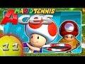 MARIO TENNIS ACES 🎾 #11: Pilz-Cup Turnier mit Toad