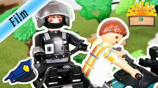 SEK in HANDSCHELLEN?! - FAMILIE Bergmann #13 | Staffel 2 - Playmobil Film deutsch Geschichte NEU