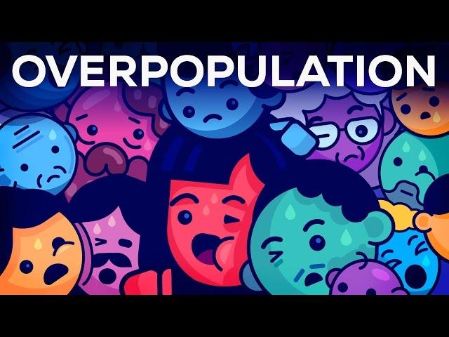 Überbevölkerung -  Das explosionsartige Wachstum des Menschen erklärt