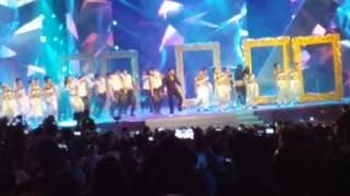 AIBA SALMAN KHAN performance