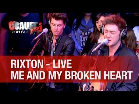 Rixton - Me and My Broken Heart - Live - C'Cauet sur NRJ