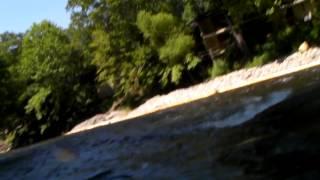 Oconaluftee River tubing