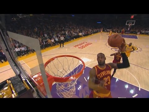 NBA MONSTROUS Alley Oop Dunks of 2015-2016 ᴴᴰ