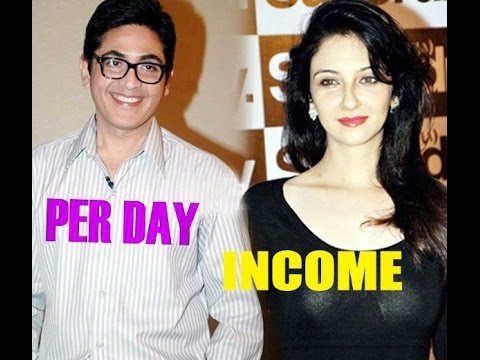 Per Day Salary of Bhabhi ji Ghar par hai Actors/Casts/Artists/Stars|Per Day Income|