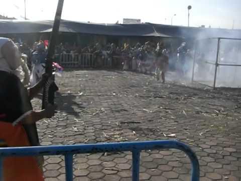 Carnaval De Huejotzingo Puebla Guerritas Martes 8 De Marzo Del 2011