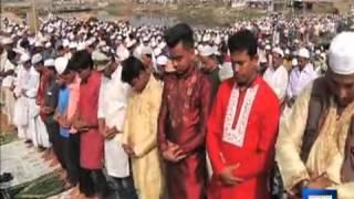Dunya News-Annual congregation of Tablighi Jamaat begins in Bangladesh