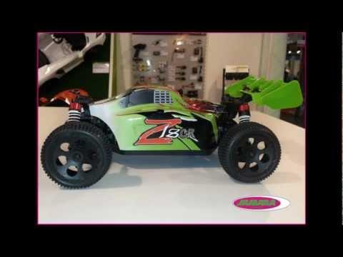 Jamara Buggy Z18 Scala 1:18 Provato per Voi