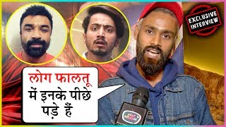 TikTok Star Amir Siddiqui REACTS On Ajaz Khan ARREST & Supports Mr. Faisu & Team 07  | EXCLUSIVE