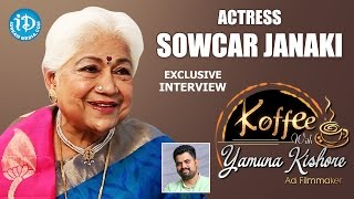 Actress Sowcar Janaki Exclusive Interview || Koffee With Yamuna Kishore #12
